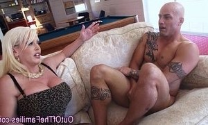 jizz  stepmother