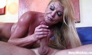 blonde mature  boobs  housewife  lingerie  seduced  sexy mature