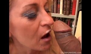 cougar mama  fuck  gorgeous  old granny  stockings