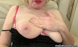 british mom  fuck  granny