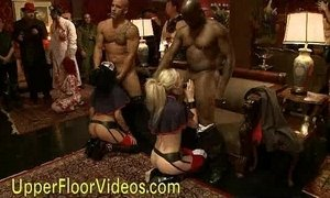 bdsm  orgies  party  weird