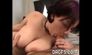 blowjob busty college scenes girl