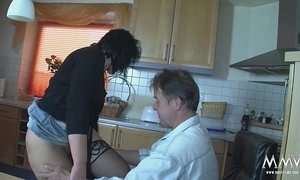 amateurs  german moms  mom