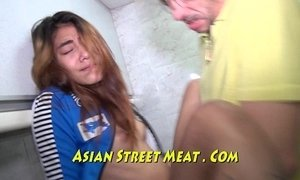 asian moms  car  girl  tattooed  woman
