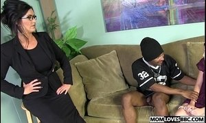 big black cock  mom  sharing  step son