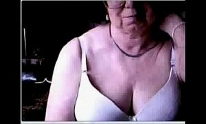 caught  mom  old cunt  old granny  webcams