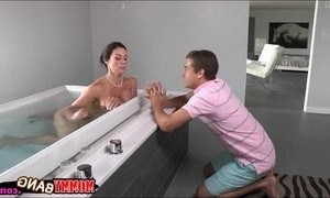busty  mature  milfs  punishments  step son