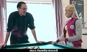 blonde mature  daughters  fuck  money  step dad