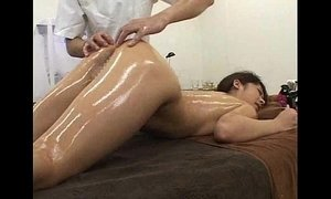 asian moms  massage  oiled milf